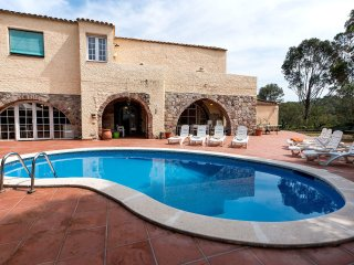 4 bedroom Villa in Viladecavalls, Catalonia, Spain : ref 5557613