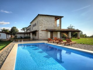 5 bedroom Villa in Heraki, Istria, Croatia : ref 5557587