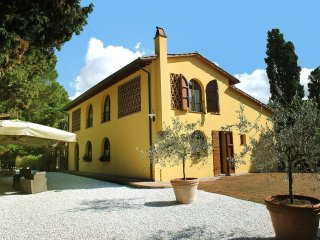 5 bedroom Villa in Marti, Tuscany, Italy : ref 5557529