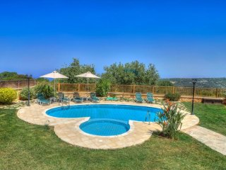 4 bedroom Villa in Gerani, Crete, Greece : ref 5557493