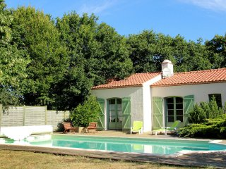 5 bedroom Villa in Chauve, Pays de la Loire, France : ref 5557457