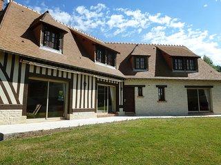 5 bedroom Villa in Benerville-sur-Mer, Normandy, France : ref 5557456