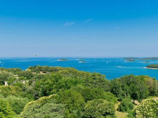 2 bedroom Apartment in Vrsar, Istria, Croatia : ref 5556893