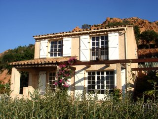 3 bedroom Villa in Antheor, Provence-Alpes-Cote d'Azur, France : ref 5556876