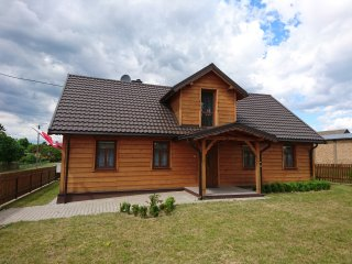 Holiday house in Topczewo