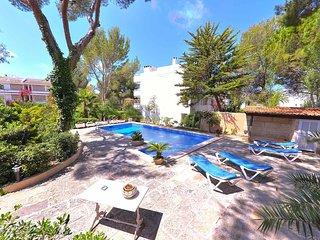 4 bedroom Villa in Santa Ponsa, Balearic Islands, Spain : ref 5556614