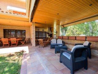 5 bedroom Villa in Sant Andreu de Llavaneres, Catalonia, Spain : ref 5556532