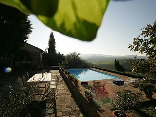 5 bedroom Villa in Montefalconi, Tuscany, Italy : ref 5556480