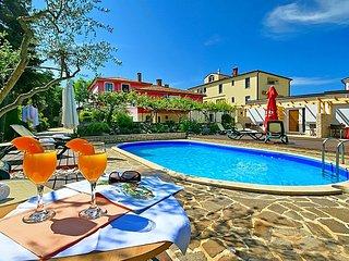 5 bedroom Apartment in Umag, Istria, Croatia : ref 5556387