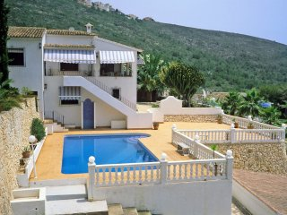 5 bedroom Villa in Rada de Moraira, Valencia, Spain : ref 5556382