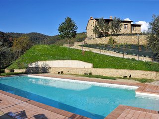 6 bedroom Villa in Santa Margherita, Tuscany, Italy : ref 5556188