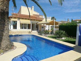 3 bedroom Villa in Setla, Valencia, Spain : ref 5555948
