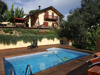 3 bedroom Villa in Sant Cebrià de Vallalta, Catalonia, Spain : ref 5555902