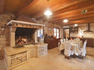 6 bedroom Villa in Pifari, Istria, Croatia : ref 5555883