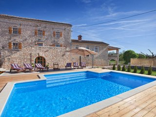 6 bedroom Villa in Pifari, Istria, Croatia : ref 5555883