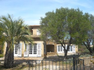 5 bedroom Villa in Sainte-Maxime, Provence-Alpes-Cote d'Azur, France : ref 55558