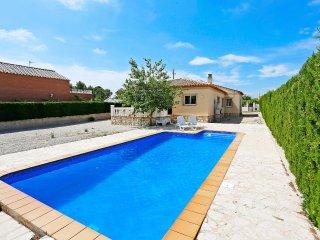6 bedroom Villa in Las Tres Cales, Catalonia, Spain : ref 5555652