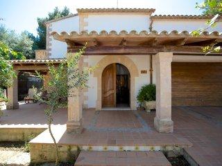 5 bedroom Villa in Portocristo, Balearic Islands, Spain : ref 5555474