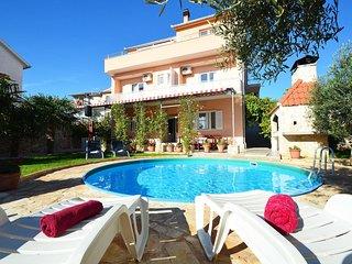 8 bedroom Villa in Tribunj, Sibensko-Kninska Zupanija, Croatia : ref 5555441