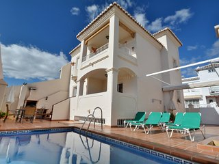 4 bedroom Villa in San Juan de Capistrano, Andalusia, Spain : ref 5554881