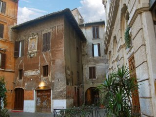 4 bedroom Apartment in Parione, Latium, Italy : ref 5554803