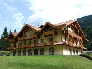 3 bedroom Apartment in Carisolo, Trentino-Alto Adige, Italy : ref 5554576
