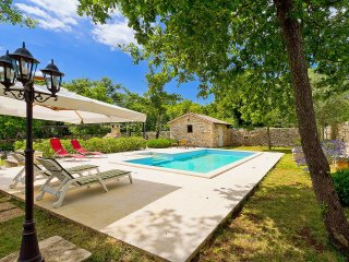 2 bedroom Villa in Krasa, Istria, Croatia : ref 5554569