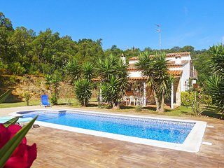 4 bedroom Villa in Romanyà de la Selva, Catalonia, Spain : ref 5554459