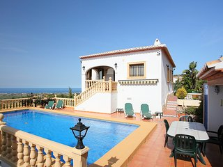 3 bedroom Villa in Monte Pego, Valencia, Spain : ref 5554346