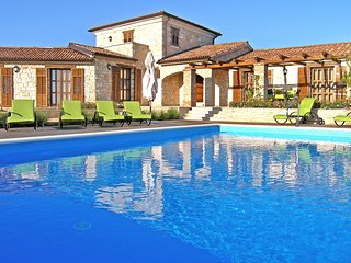 4 bedroom Villa in Heraki, Istria, Croatia : ref 5552709