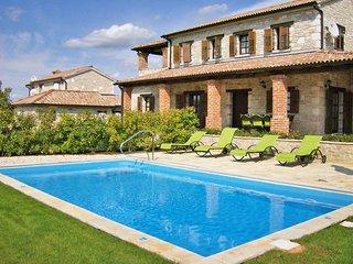 4 bedroom Villa in Sveti Lovreč Pazenatički, Istria, Croatia : ref 5552700