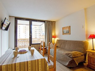 1 bedroom Apartment in Val Thorens, Auvergne-Rhone-Alpes, France : ref 5552525