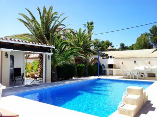 3 bedroom Villa in Cala Vadella, Balearic Islands, Spain : ref 5552532