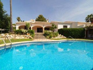 4 bedroom Villa in Benitachell, Valencia, Spain : ref 5552488