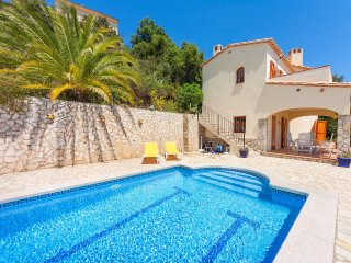 3 bedroom Villa in Les Cabanyes, Catalonia, Spain : ref 5552466