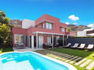 2 bedroom Villa in El Salobre, Canary Islands, Spain : ref 5552249
