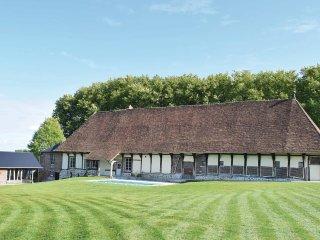 3 bedroom Villa in Gournay-en-Bray, Normandy, France : ref 5552177