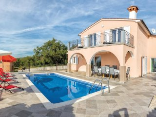 4 bedroom Villa in Viskovići, Istria, Croatia : ref 5551999