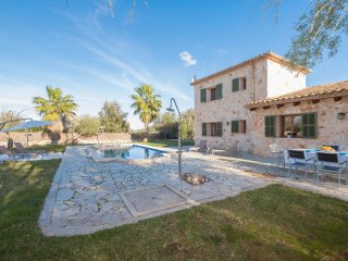 4 bedroom Villa in Costitx, Balearic Islands, Spain : ref 5551928