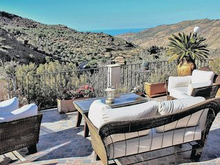 4 bedroom Villa in Reitano, Sicily, Italy : ref 5551919