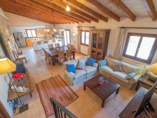 4 bedroom Villa in Costitx, Balearic Islands, Spain : ref 5551928