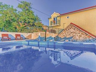 4 bedroom Villa in Gornje Vinovo, Sibensko-Kninska Zupanija, Croatia : ref 55517