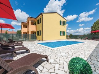 6 bedroom Villa in Santalezi, Istria, Croatia : ref 5551651