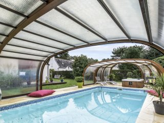 4 bedroom Villa in Carnac, Brittany, France : ref 5550984