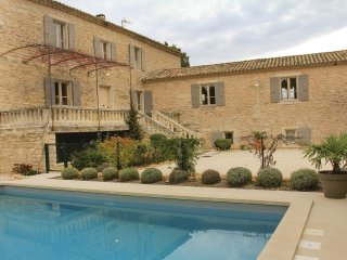 6 bedroom Villa in Saint-Restitut, Auvergne-Rhone-Alpes, France : ref 5550815