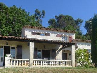 4 bedroom Villa in Gattieres, Provence-Alpes-Cote d'Azur, France : ref 5550719