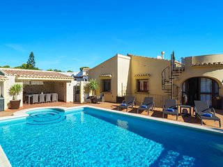 5 bedroom Villa in Lleus, Valencia, Spain : ref 5550416