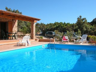 6 bedroom Villa in Li Valcaggi, Sardinia, Italy : ref 5550435