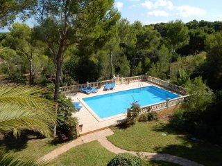 5 bedroom Villa in Cala Ratjada, Balearic Islands, Spain : ref 5550413