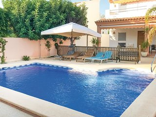 6 bedroom Villa in Urbanización San Ginés, Region of Murcia, Spain : ref 5550390